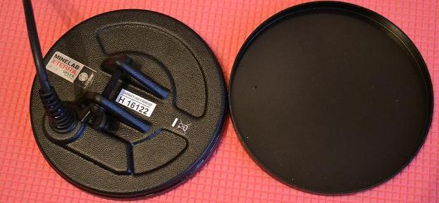 """Продам катушку для x terra 6"""" dd на 18,75 кгц с защитой - фо."""